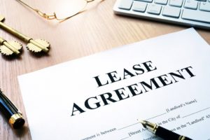 lease tips rental property