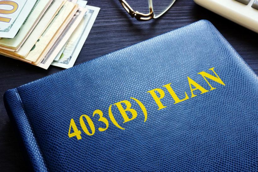 what is a 403b, 403(b) 403b retirement plan, 403b vs 401k