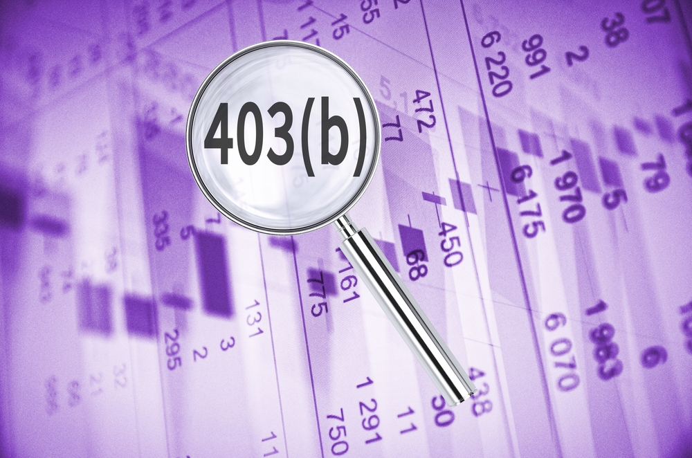 what is a 403b